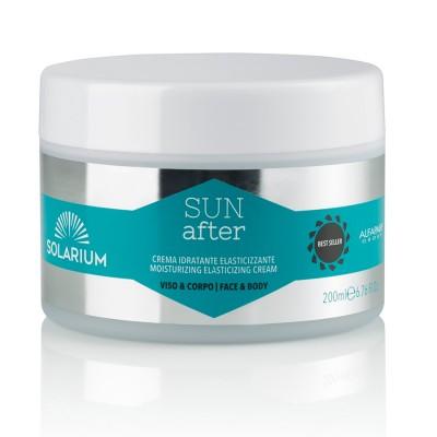 Solarium Sun After Feuchtigkeitsspendende, Elastische After-sun-creme
