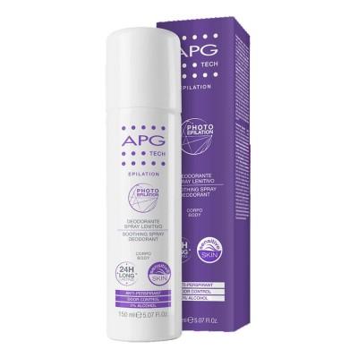 Apg Tech Beruhigendes Körperspray Deodorant