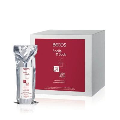 Snella&soda Professionelle Bandage - 5 Einzeldosis-bandagen14 M X 20 Cm