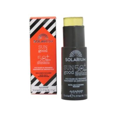 Solarium Sun Good Stick Solare Durchsichtiges Gel Spf50+