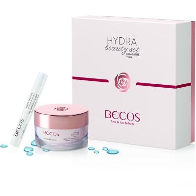 Aqua Factor Hydra Beauty Moisturizing Face Set