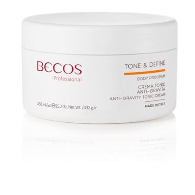 Tone & Define Anti-gravity Tonic Cream Ml 450