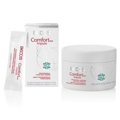 Comfortime Impure Professional- Maske Und Serum (5) Gesicht