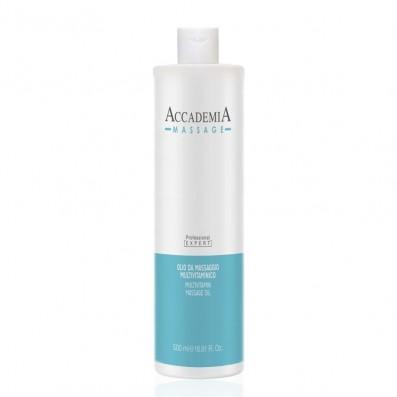 ACCADEMIA Multivitamin-Massageöl 500 ml einmassieren